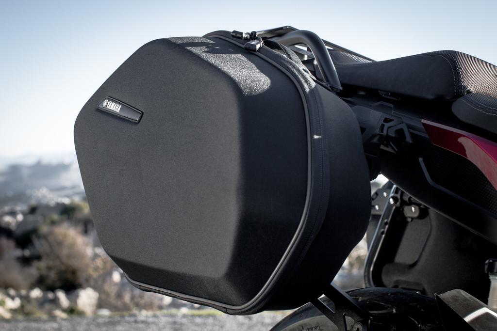 Yamaha ruft Tracer-Koffer zurück. © spothits/Auto-Medienportal.Net/Yamaha