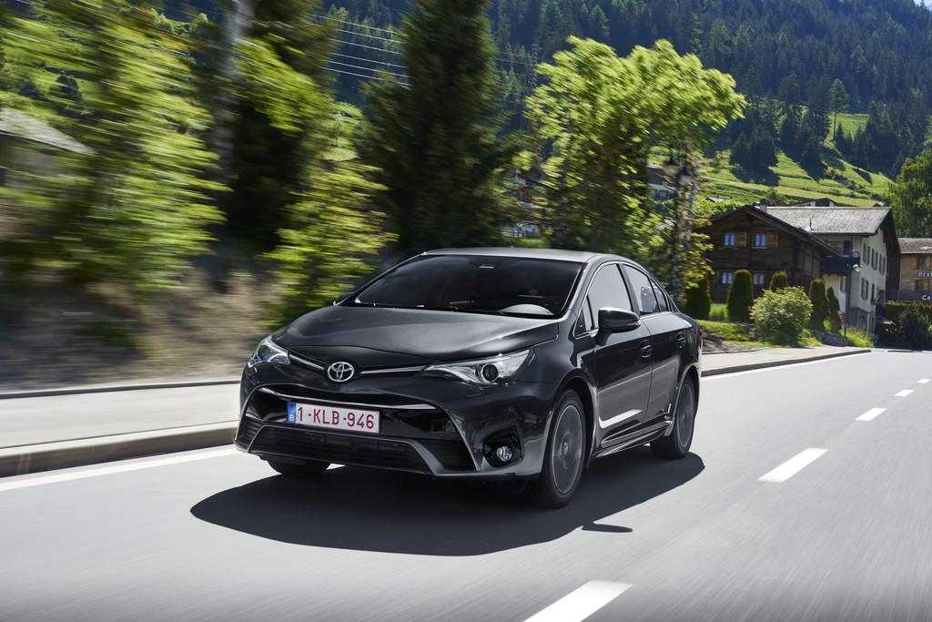 Hohe Restwerterwartung für Toyota Avensis Touring Sports. © spothits/Auto-Medienportal.Net/Toyota