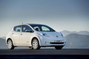 Nissan gewährt Elektrobonus auf den Leaf. © spothits/Auto-Medienportal.Net/Nissan