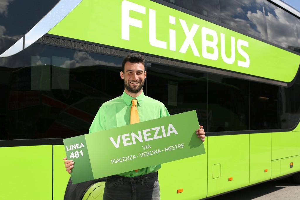 Flixbus startet in Mailand. © spothits/Auto-Medienportal.Net/Mein Flix-Bus Mein Fernbus