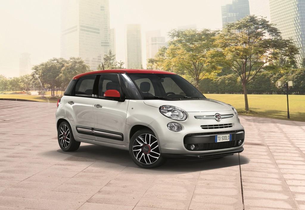 Fiat 500L Urban bringt Farbe ins Spiel. © spothits/Auto-Medienportal.Net/Fiat