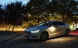 Ford entwickelt vorausschauendes Lichtsystem. © spothits/Auto-Medienportal.Net/Ford
