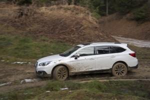Subaru Outback errreicht Bestnote im JNCAP-Test. © spothits/Auto-Medienportal.Net/Subaru