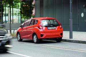 Honda Jazz: Mehr Raum im Kleinen. © spotits/Auto-Medienportal.Net/Honda
