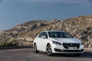 Peugeot erweitert 508-Angebot. © spothits/Auto-Medienportal.Net/Peugeot