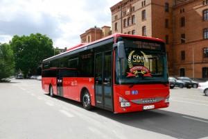 DB Regio Bus erhält den 500. Iveco. © spothits/Auto-Medienportal.Net/Iveco