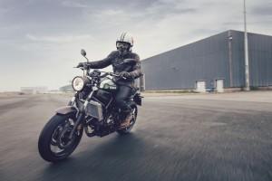 Yamaha XSR 700 kommt im Januar. © spothits/Auto-Medienportal.Net/Yamaha