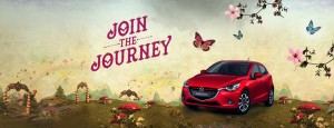 Mazda erstmals Automobilpartner von Tomorrowland. © spothits/Auto-Medienportal.Net/Mazda