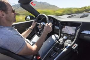 Porsche 911: Der Sauger sagt Adieu. © spothits/Auto-Medienportal.Net/Porsche