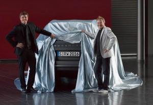 IAA 2015: Erster Borgward soll ein SUV werden. © spothits/Auto-Medienportal.Net/Bordward