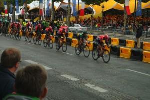 """""""Wir sind der Motor des Radsports"""". © spothits/Auto-Medienportal.Net"""