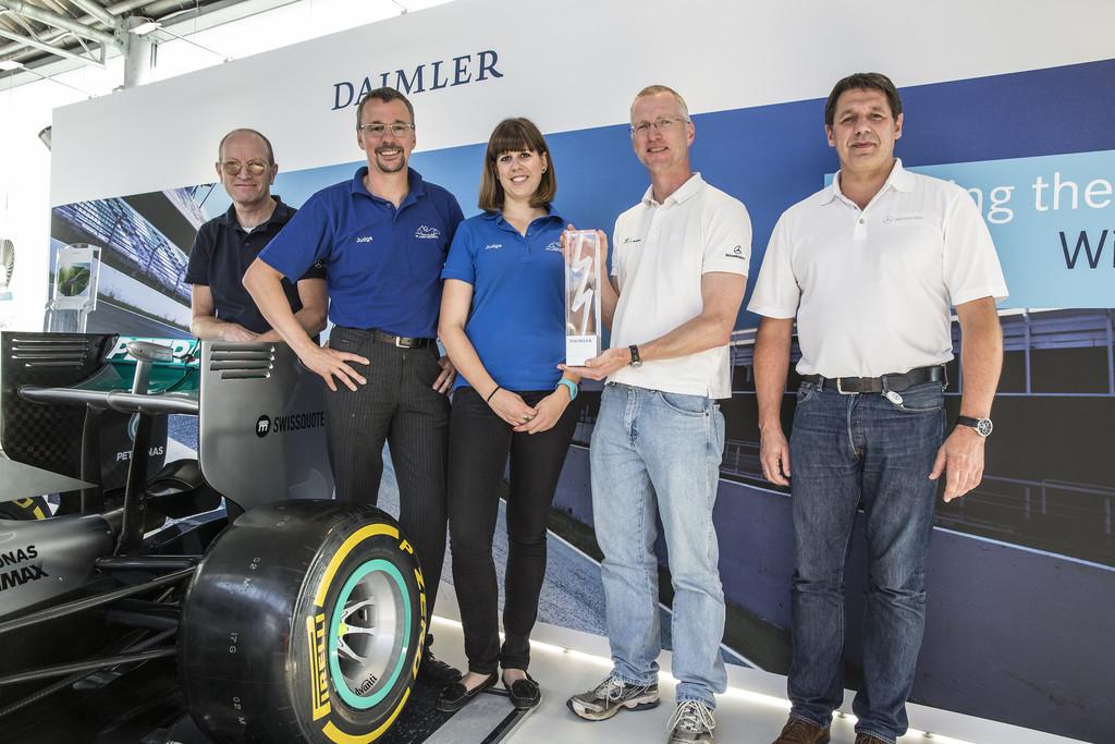 Daimler fördert Fahrzeugingenieure von morgen. © spothits/Auto-Medienportal.Net/Daimler