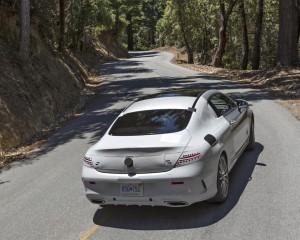 Schon gefahren: Mercedes-Benz C-Klasse Coupé - Der Schönheit verschrieben. © spothits/Auto-Medienportal.Net/Daimler