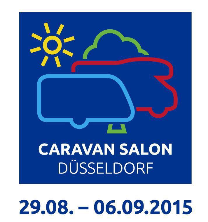 Düsseldort 2015: Mehr als 2000 Freizeitfahrzeuge. © spohits/Logo
