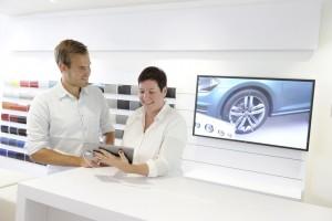 Volkswagen baut Digitalisierung im Handel aus. © spothits/Auto-Medienportal.Net/Volkswagen