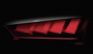 IAA 2015: Audi zeigt neue Lichttechnologie. © spothits/Auto-Medienportal.Net/Audi