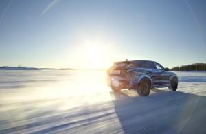 Jaguar testet F-Pace unter extremsten Bedingungen. © spothits/ Auto-Medienportal.Net/Jaguar