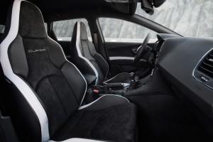Test: Seat Leon Cupra 280. © spothits/SeatTest: Seat Leon Cupra 280. © spothits/Seat