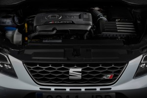 Test: Seat Leon Cupra 280. © spothits/Seat