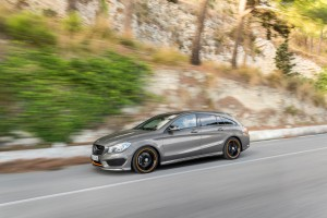 Mercedes-Benz CLA 250 4MATIC Shooting Brake - OrangeArt. © spothits/Daimler