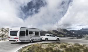 Caravan Salon 2015: Fendt und Truma vernetzen Caravan-Modelle. © spothits/Fendt