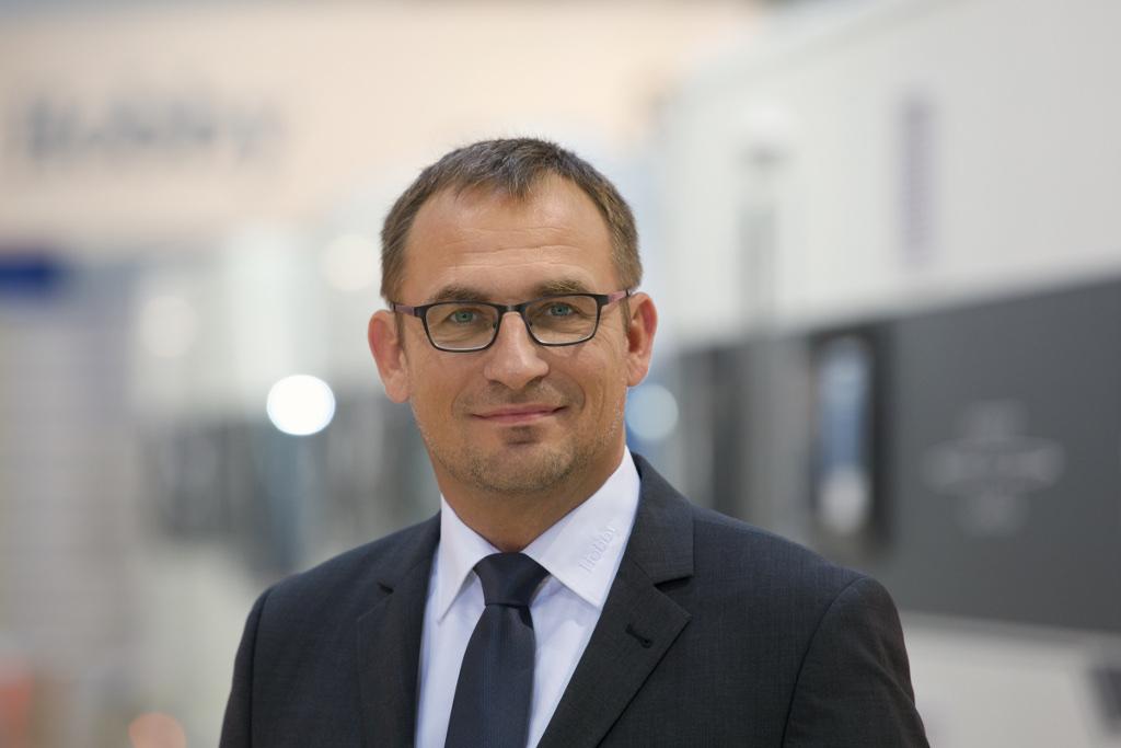 Hobby-Geschäftsführer Holger Schulz verstärkt CIVD Vorstand. © spothits/Hobby