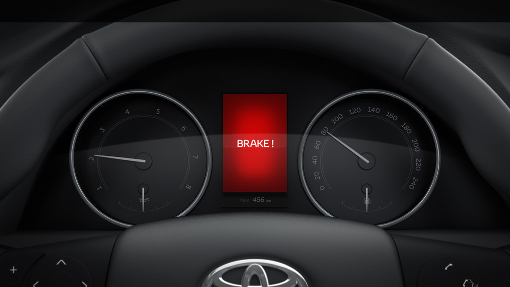 Continental entwickelt Safety-Sensor für Toyota. © spothits/Auto-Medienportal.Net/Toyota