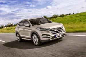 Hyundai lädt zum Tucson-Händlerfest . © spothits/Auto-Medienportal.Net/Hyundai