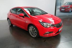 Opel Astra verliert bis zu 200 Kilogramm. © spothits/Auto-Medienportal.Net/Opel