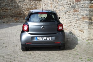 Smart Forfour: Überraschung!. © spothis/Auto-Medienportal.Net