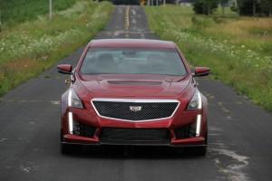 Cadillac CTS-V: Schneller geht es nicht. © spothits/Auto-Medienportal.Net/Cadillac