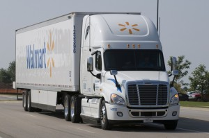 Große US-Flotten verabschieden sich vom klassischen Truck. © spothits/Auto-Medienportal.Net/Walmart