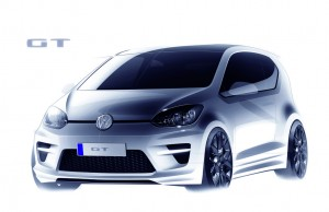 Volkswagen Up TSI: Der neue GTI?. © spothits/Auto-Medienportal.Net/Volkswagen