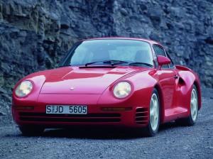 Oldtimer-Grand-Prix 2015: Porsche feiert 30 Jahre 959. © spothits/Auto-Medienportal.Net/Porsche