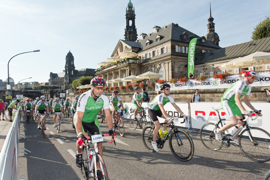 Skoda bleibt Namensgeber und Sponsor des Skoda Velorace Dresden. © spothits/Auto-Medienportal.Net/Skoda