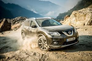 Nissan X-Trail jetzt auch mit 1,6-Liter-Turbobenziner . © spothits/Auto-Medienportal.Net/Nissan