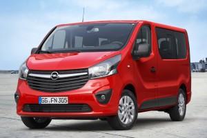 Leichte Nutzfahrzeug von Opel bestellbar. © spothits/Auto-Medienportal.Net/Opel