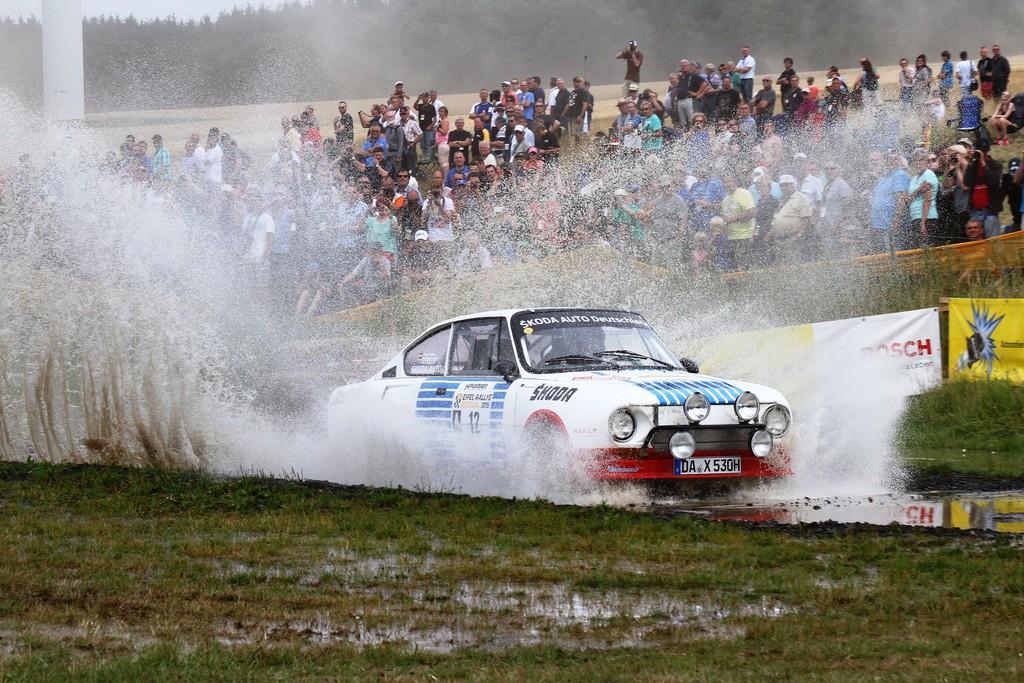 AvD-Oldtimer-Grand-Prix: Skoda ist mit historischen Renn-, Rallye- und Serienautos dabei. © spothits/Auto-Medienportal.Net/Skoda