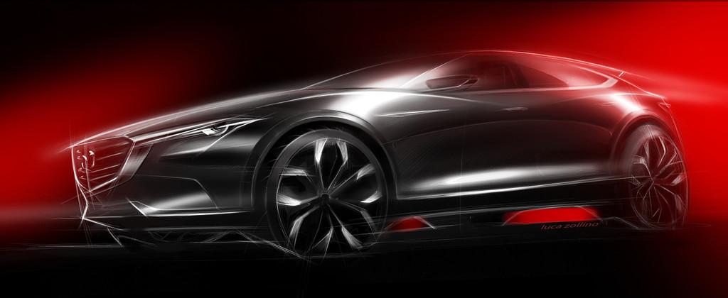 IAA 2015: Mazda enthüllt erstmals Koeru. © spothits/Auto-Medienportal.Net/Mazda