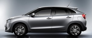 IAA 2015: Suzuki zeigt Baleno. © spothits/Auto-Medienportal.Net/Suzuki