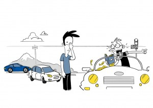 Psychologische Studie: Es gibt sieben Typen von Autofahrern. © spothits/Auto-Medienportal.Net/Goodyear