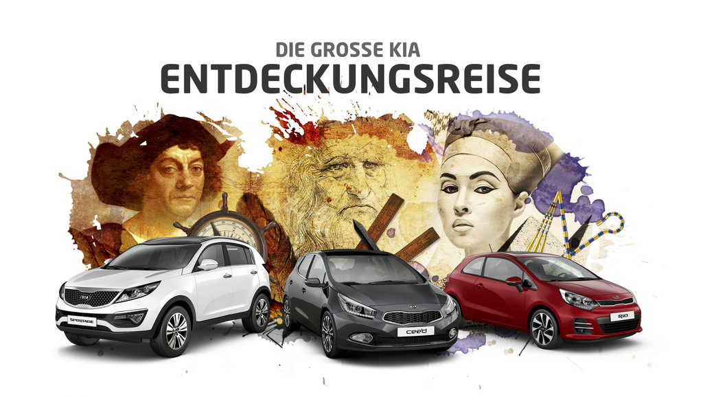 Gewinnspiel: Mit Kia auf Entdeckungsreise. © spothits/Auto-Medienportal.Net/Kia
