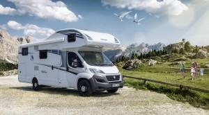 """Das sind die fünf """"Goldenen Reisemobile 2015"""". © spothits/Auto-Medienportal.Net/Daimler"""
