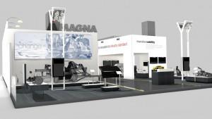 IAA 2015: Magna zeigt Zukunft der Mobilität. © spothits/Auto-Medienportal.Net/Magna