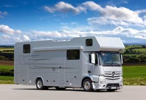 Vorschau Caravan-Salon 2015 (3): Betten voraus. © spothits/Auto-Medienportal.Net/Trigano