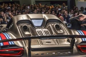 Im Porsche-Museum dröhnen die Motoren. © spothits/Auto-Medienportal.Net/Porsche
