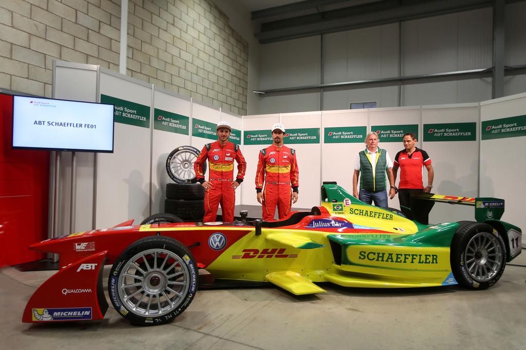 Schaeffler entwickelt Antriebsstrang für die Formula E. © spothits/Auto-Medienportal.Net/Schaeffler