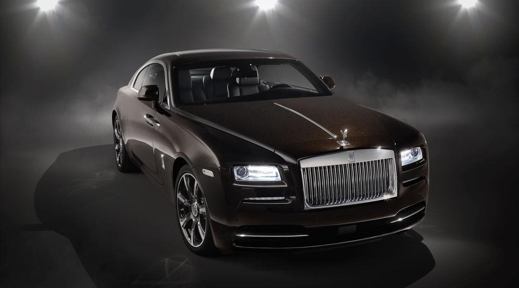 In diesem Rolls-Royce steckt viel Musik. © spothits/Auto-Medienportal.Net/Rolls-Royce