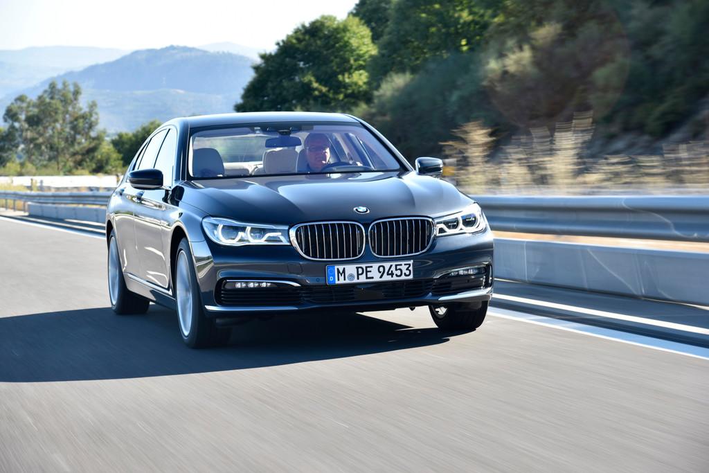 BMW 7er: Wahrlich (k)ein Leichtgewicht. © spothits/Auto-Medienportal.Net/Bernhard Limberger