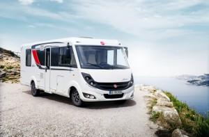 Vorschau Caravan-Salon 2015 : Luxus läuft. © spothits/Auto-Medienportal.Net/Bürstner